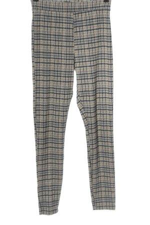 Amisu Leggings check pattern business style