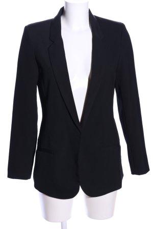 Amisu Long Blazer black business style
