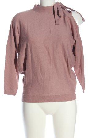 Amisu Longsleeve pink Casual-Look