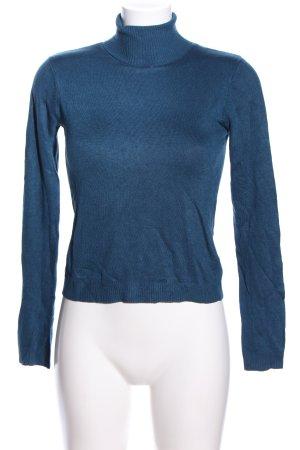 Amisu Longsleeve blau Casual-Look