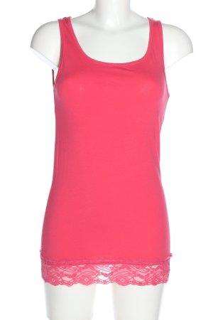 Amisu Longtop pink Casual-Look