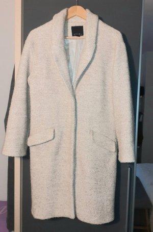 Amisu Cappotto corto beige chiaro