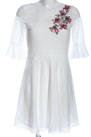 Amisu Minikleid mehrfarbig Elegant