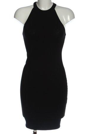 Amisu Sukienka mini czarny W stylu casual