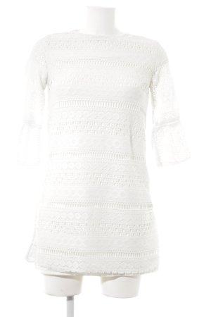 Amisu Minikleid weiß