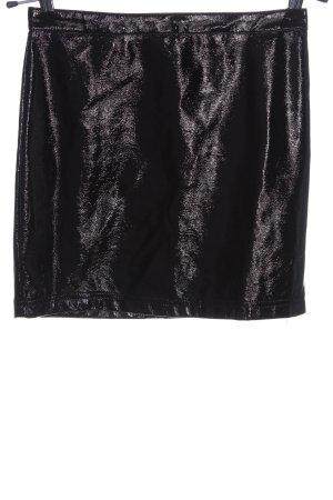 Amisu Miniskirt black casual look