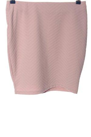 Amisu Minirock pink Business-Look