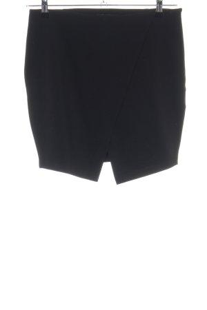 Amisu Miniskirt black business style