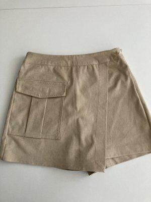 Amisu Falda pantalón beige claro
