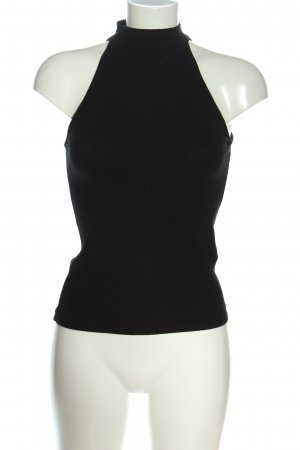 Amisu Neckholder Top black casual look