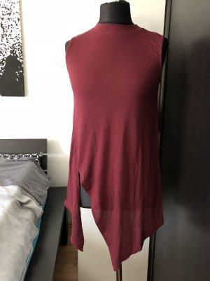 Amisu Shirt asymetrisch