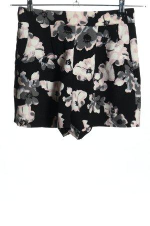 Amisu Shorts Blumenmuster Casual-Look