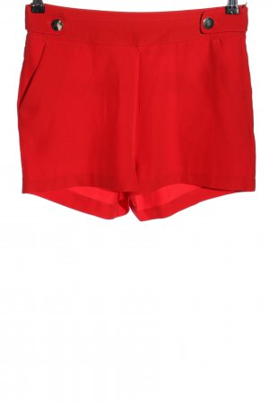 Amisu Shorts rot Casual-Look
