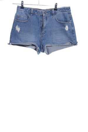 Amisu Shorts blau Casual-Look