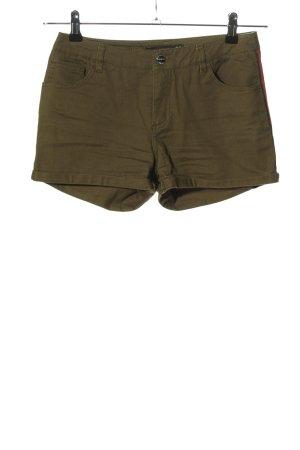 Amisu Shorts bronzefarben Casual-Look