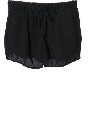 Amisu Shorts black casual look