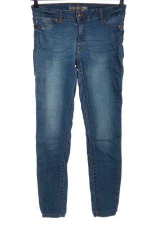 Amisu Jeans skinny bleu style décontracté
