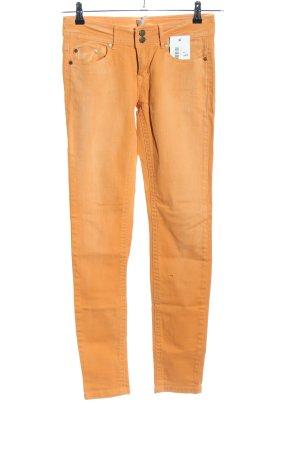 Amisu Skinny Jeans hellorange Casual-Look