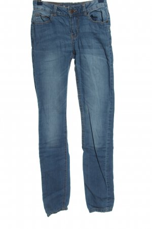 Amisu Slim Jeans blau Casual-Look