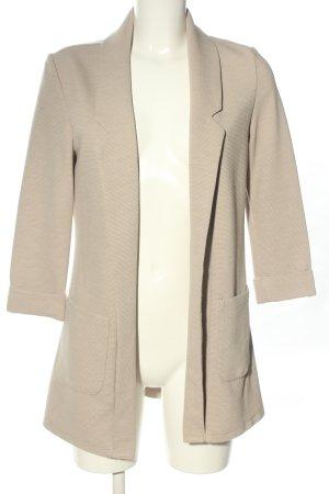 Amisu Blazer de esmoquin blanco puro look casual