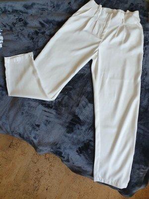 Amisu 7/8 Length Trousers white