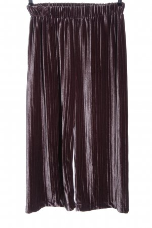 Amisu Jersey Pants lilac casual look