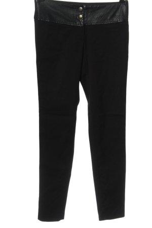 Amisu Jersey Pants black casual look