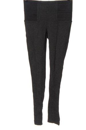 Amisu Jersey Pants light grey flecked casual look