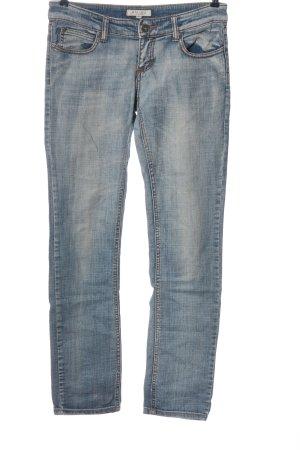 Amisu Slim Jeans blau Casual-Look