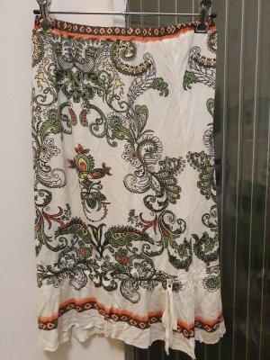 Amisu Camicia a tunica multicolore