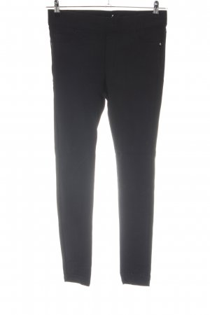 Amisu Stretch Jeans schwarz Casual-Look