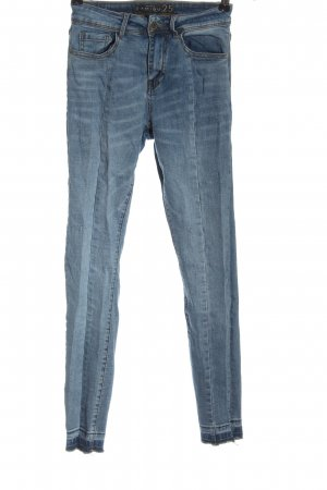 Amisu Stretch Jeans blau Casual-Look