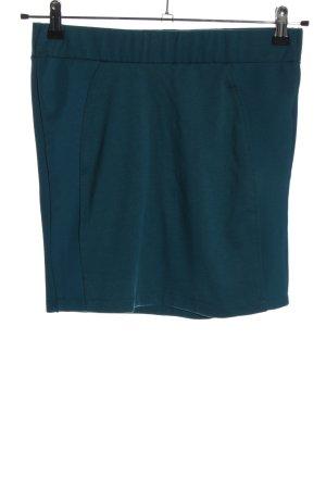 Amisu Stretchrock blau Casual-Look