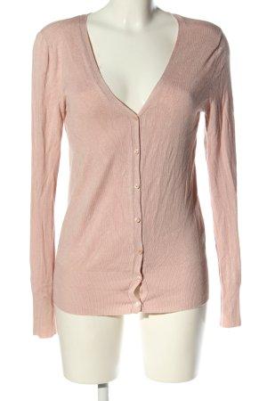 Amisu Strick Cardigan pink Casual-Look