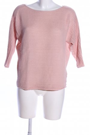 Amisu Strickpullover pink Casual-Look