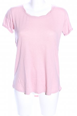 Amisu T-Shirt pink Casual-Look