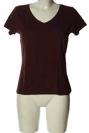 Amisu T-Shirt rot Casual-Look