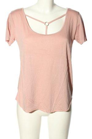 Amisu T-Shirt pink Casual-Look