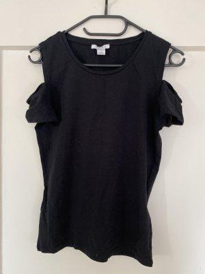 Amisu T-Shirt gr. L schwarz