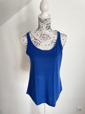 Amisu Basic topje blauw