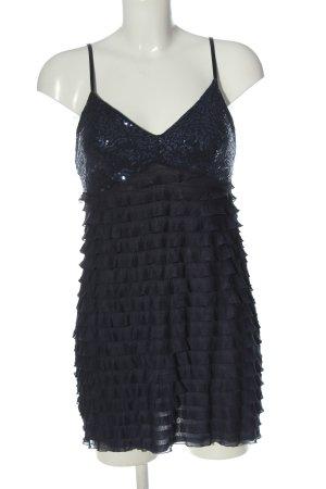 Amisu Trägerkleid blau Elegant