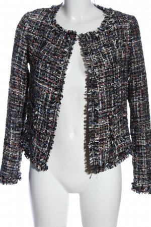 Amisu Tweedblazer meliert Casual-Look