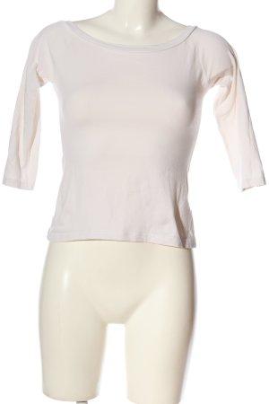 Amisu U-Boot-Shirt nude Casual-Look
