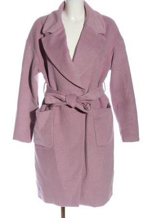 Amisu Übergangsmantel pink Casual-Look