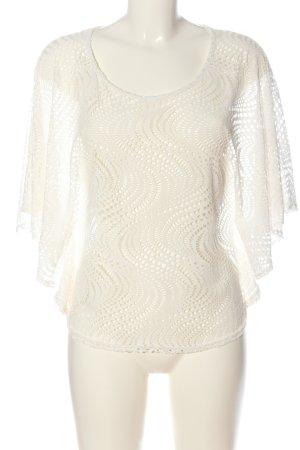 Amisu Oversized Shirt natural white casual look