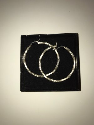 amor Earring silver-colored