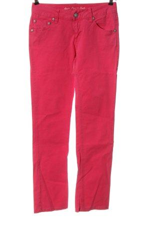 Amor, Trust & Truth Jeans taille haute rose style décontracté