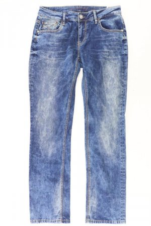 Amor, Trust & Truth Jeans blue-neon blue-dark blue-azure cotton