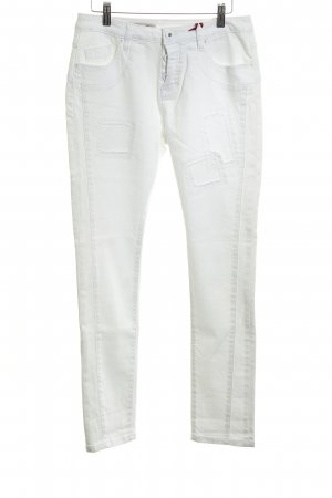 Amor, Trust & Truth Skinny Jeans weiß Casual-Look