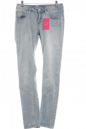 Amor, Trust & Truth Skinny Jeans blau Casual-Look